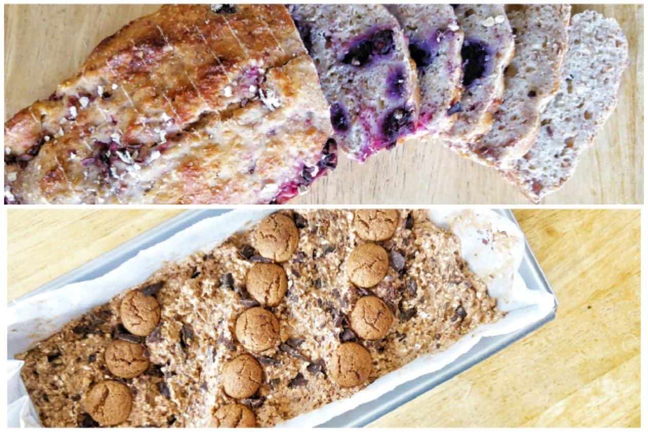 proteïne kwarkbrood sinterklaas recept snack