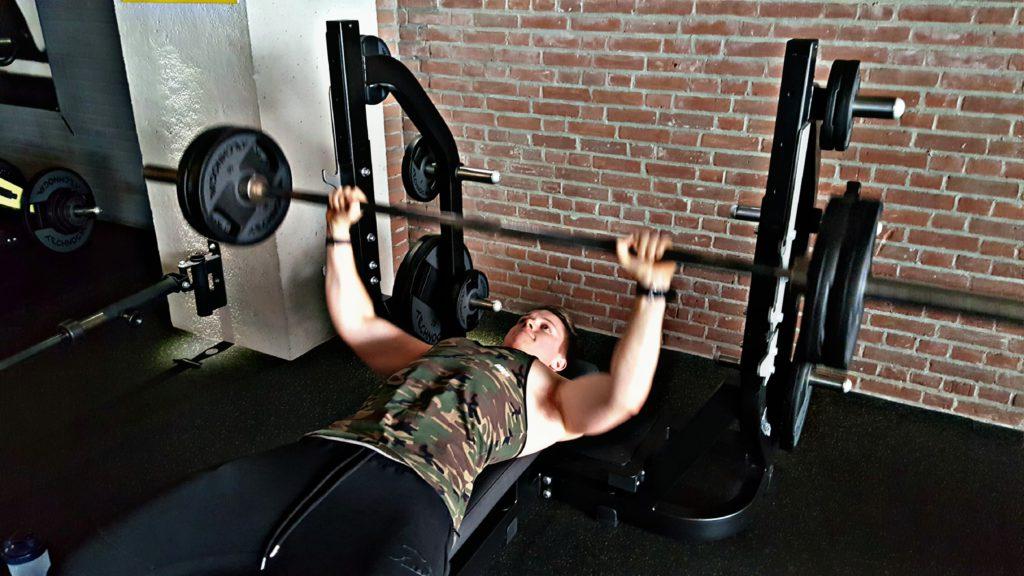 bench-press