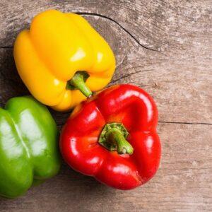 Voordelen van paprika