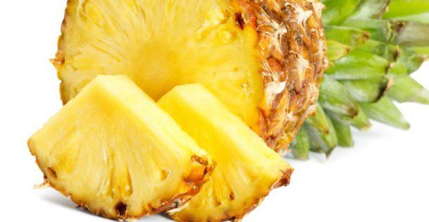 voordelen van ananas