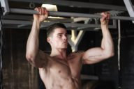 home workout pull up bar
