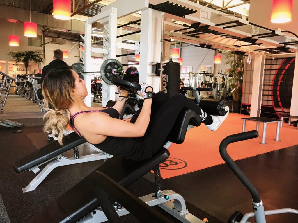 workout buikspieren