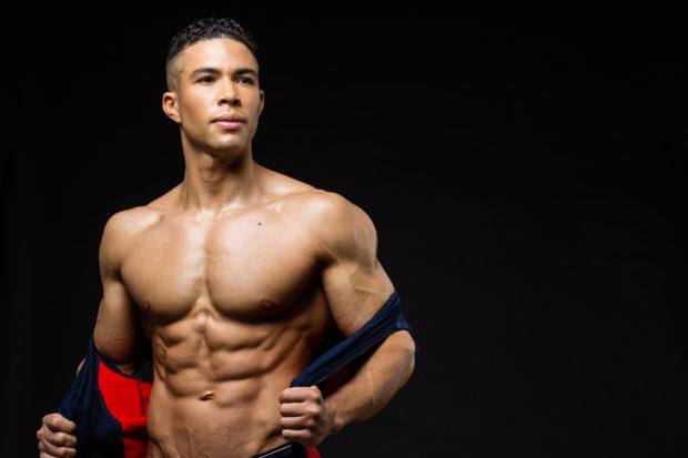 10 workout vragen ifbb atleet sander van den berg