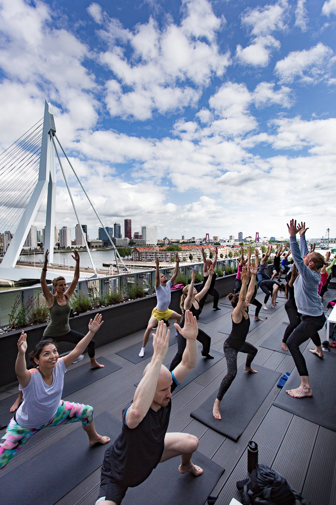 yogaground summer events 2017 rotterdam