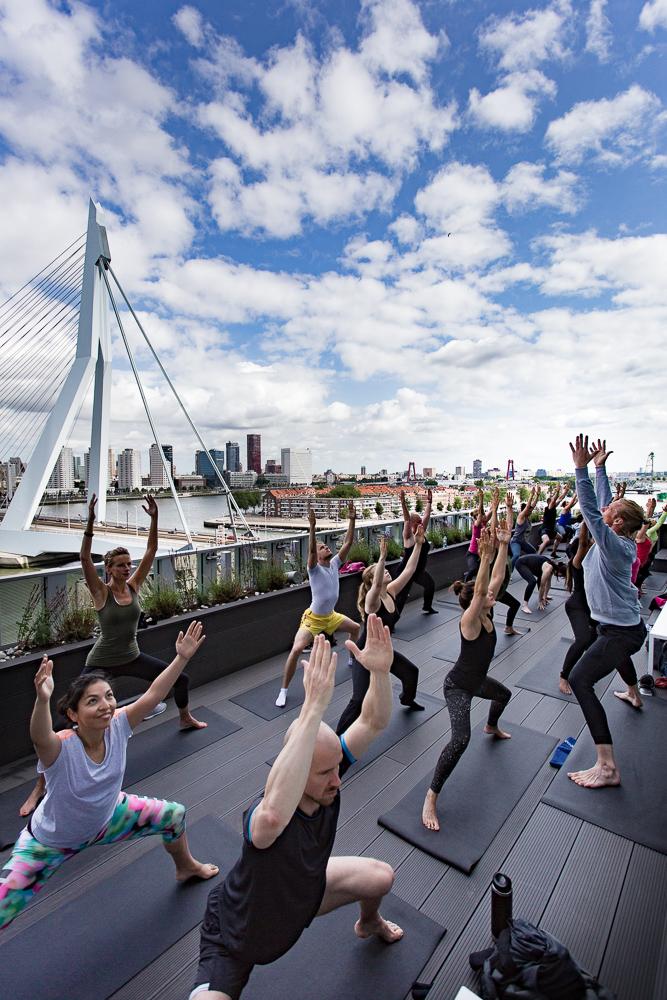 yogaground summer events 2017 rotterdam