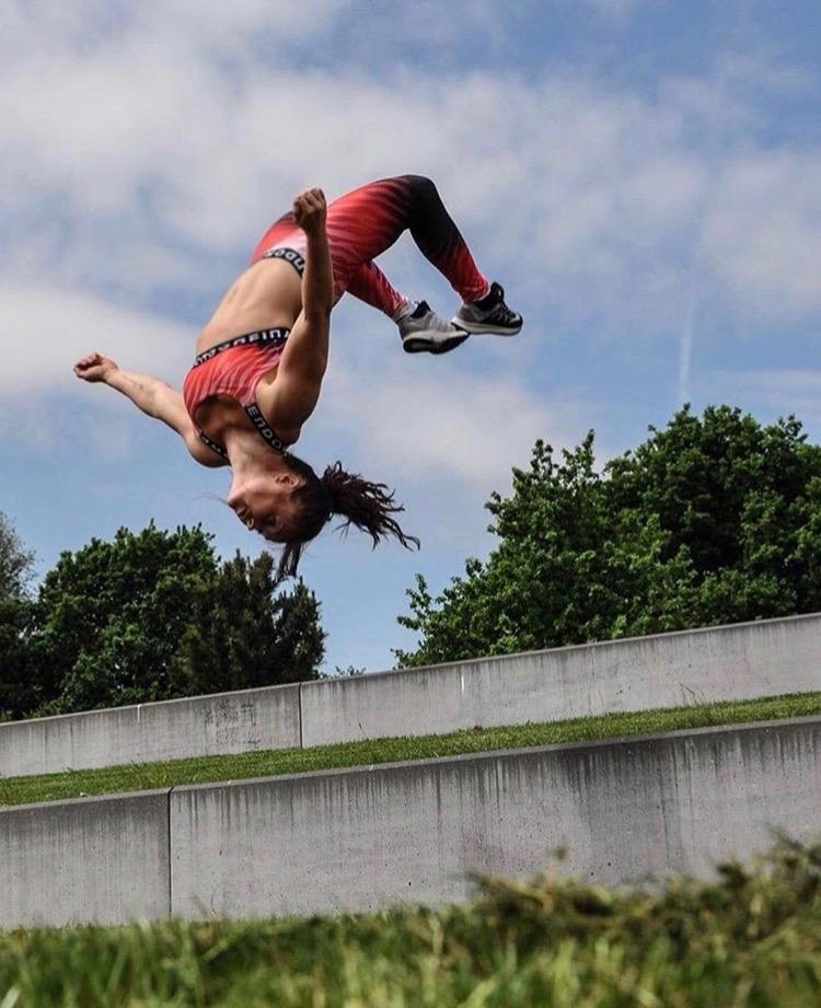 INTERVIEW met professioneel calisthenics atleet melanie driessen