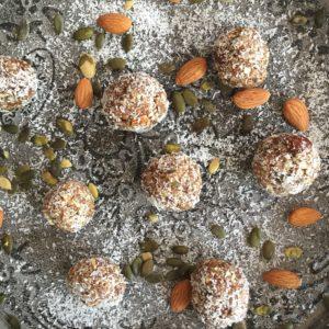 energy balls vegan recept maxime bakker