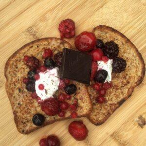 wentelteefjes met een healthy twist recept lysanne van dijk