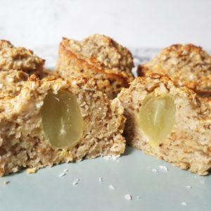 breakfast muffin ontbijt recept gezond nicole gabriel