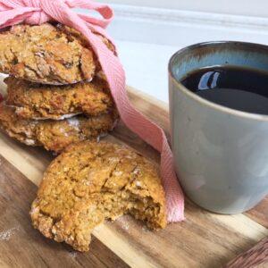 Pompoen koeken recept thalita martens