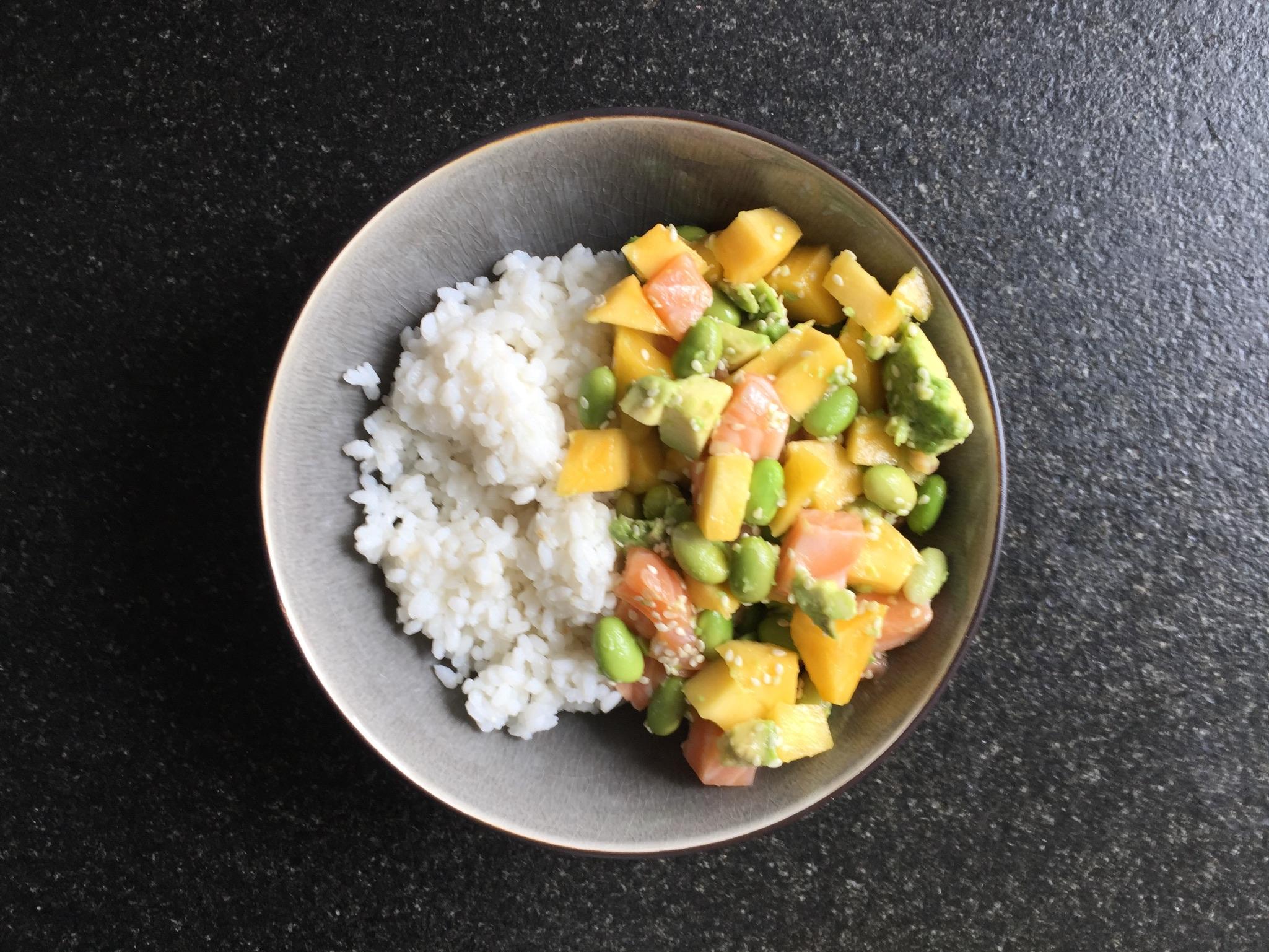 sushi bowl