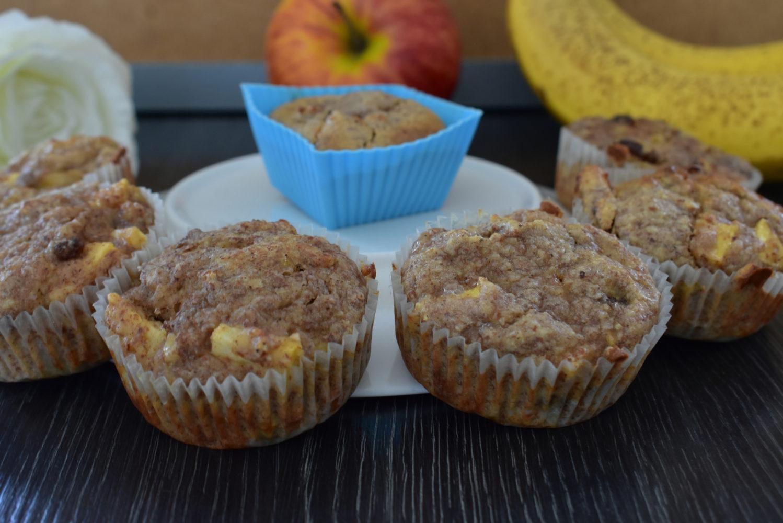 bananenbrood cupcakes recept debby the chocoholic