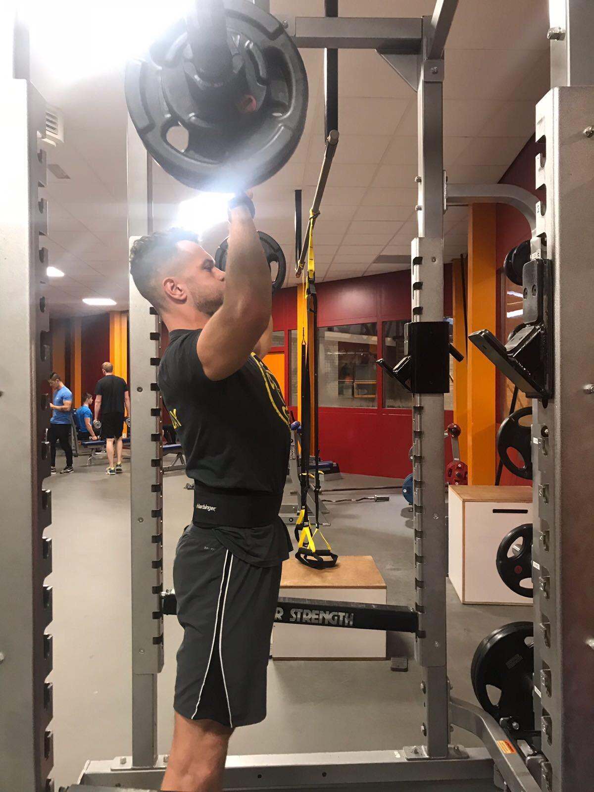 full body workout gericht op kracht sam janssen