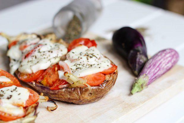 gevulde aubergine vegetarisch recept mamasuperdun