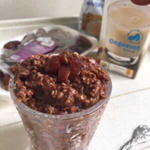 havermout brownie fudge thalita martens