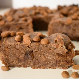 recept gezonde sinterklaas brownies debby the chocoholic
