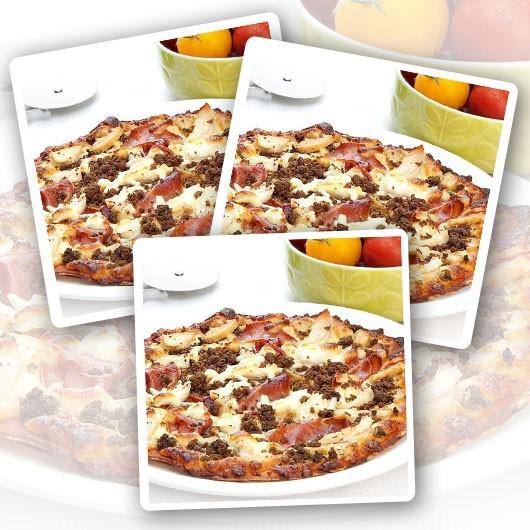 pizza musclefood eiwitrijk Het eetdagboekje van Sharon klant online coaching gymjunkie lifestyle plan succesverhaal