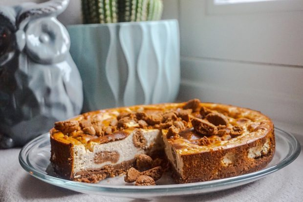 pepernoten cheesecake sinterklaas recept stance van lieshout