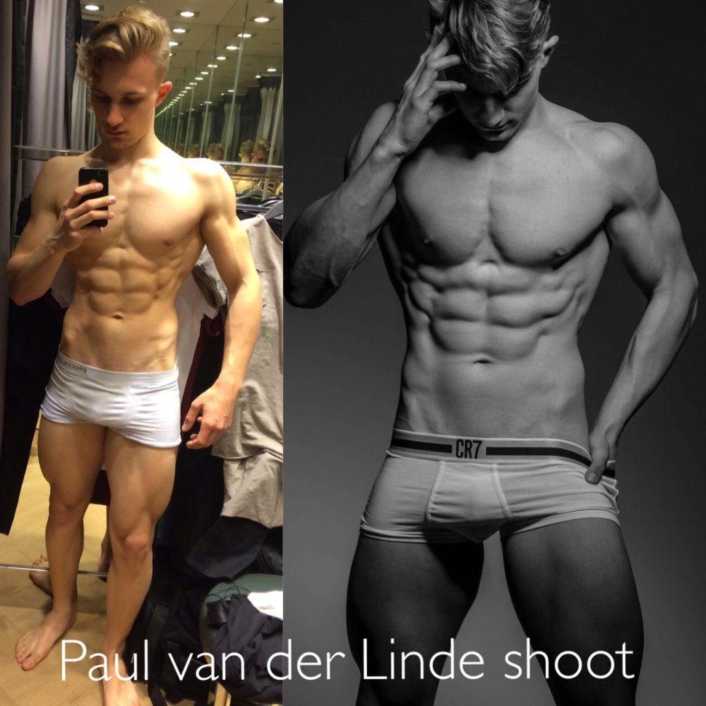 gymjunkie van de maand borre dekker paul van der linde shoot