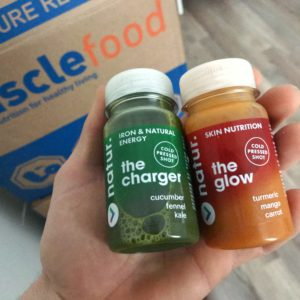 natur cold pressed shot musclefood