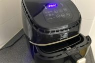 fritel snacktastic airfryer review ervaring