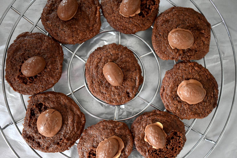 paas recept chocolade koekjes