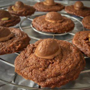 paasrecept chocolade koekjes