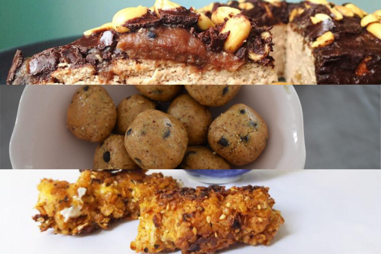 eiwitrijke snacks gezond makkelijk lekker