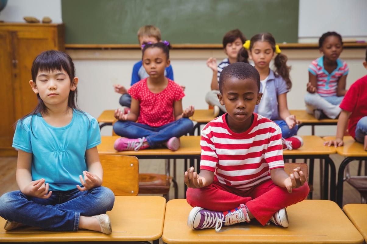 tips tegen stress meditatie