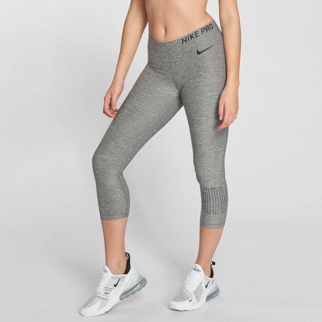 nike legging grijs, nike sportlegging, sportlegging, sportkleding, gymjunkies, defshop