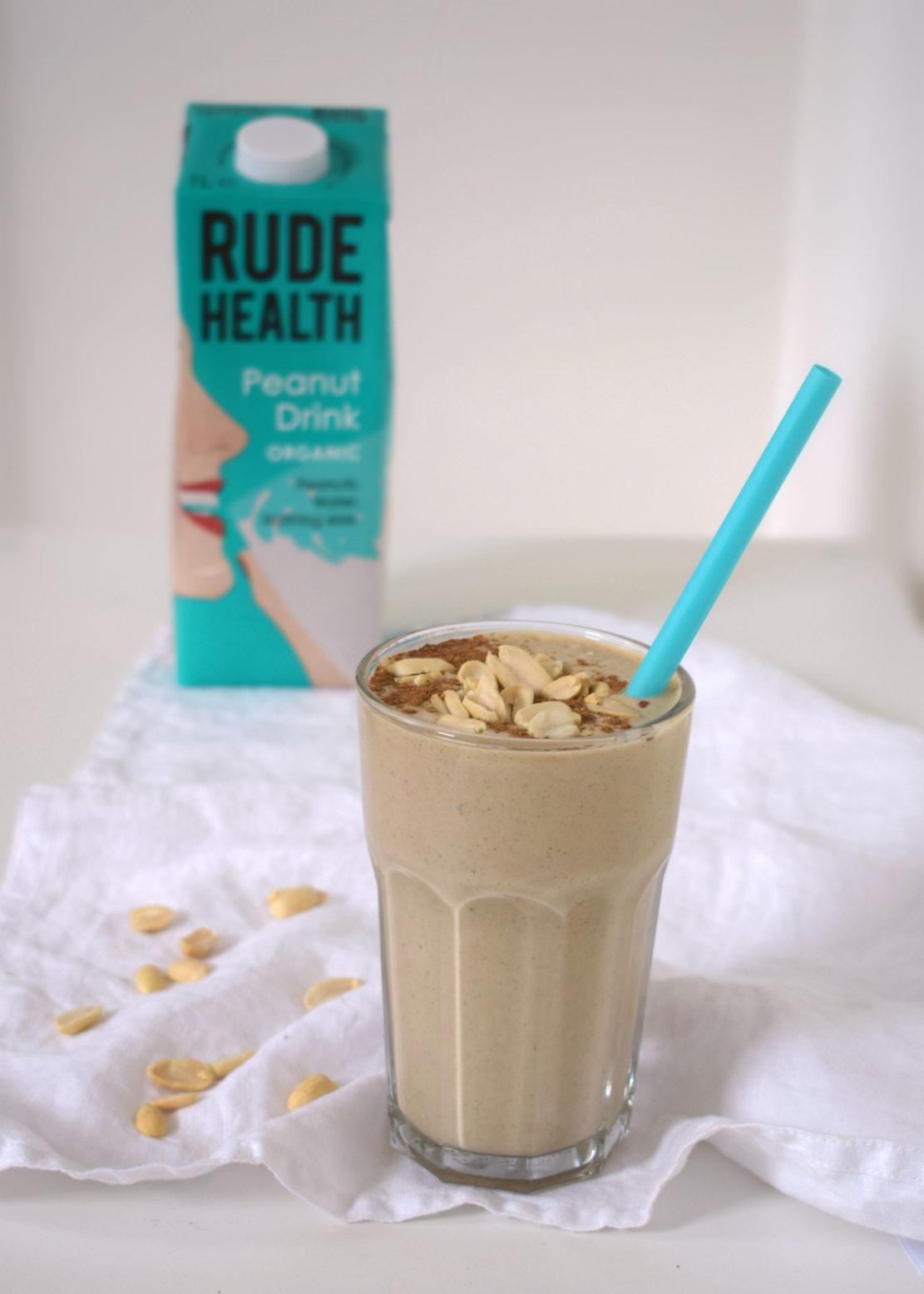 vegan protein shake recept