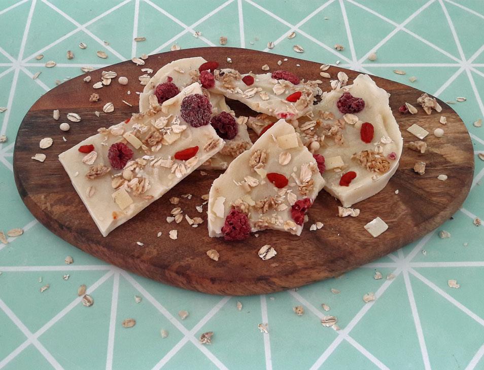 froyo frozen yoghurt bars eiwit repen recept