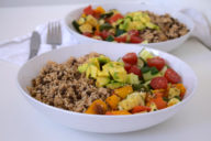 power couscous vegan recept