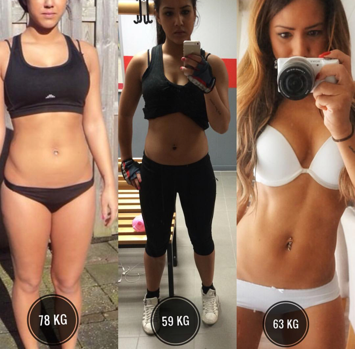 fitness plan afvallen