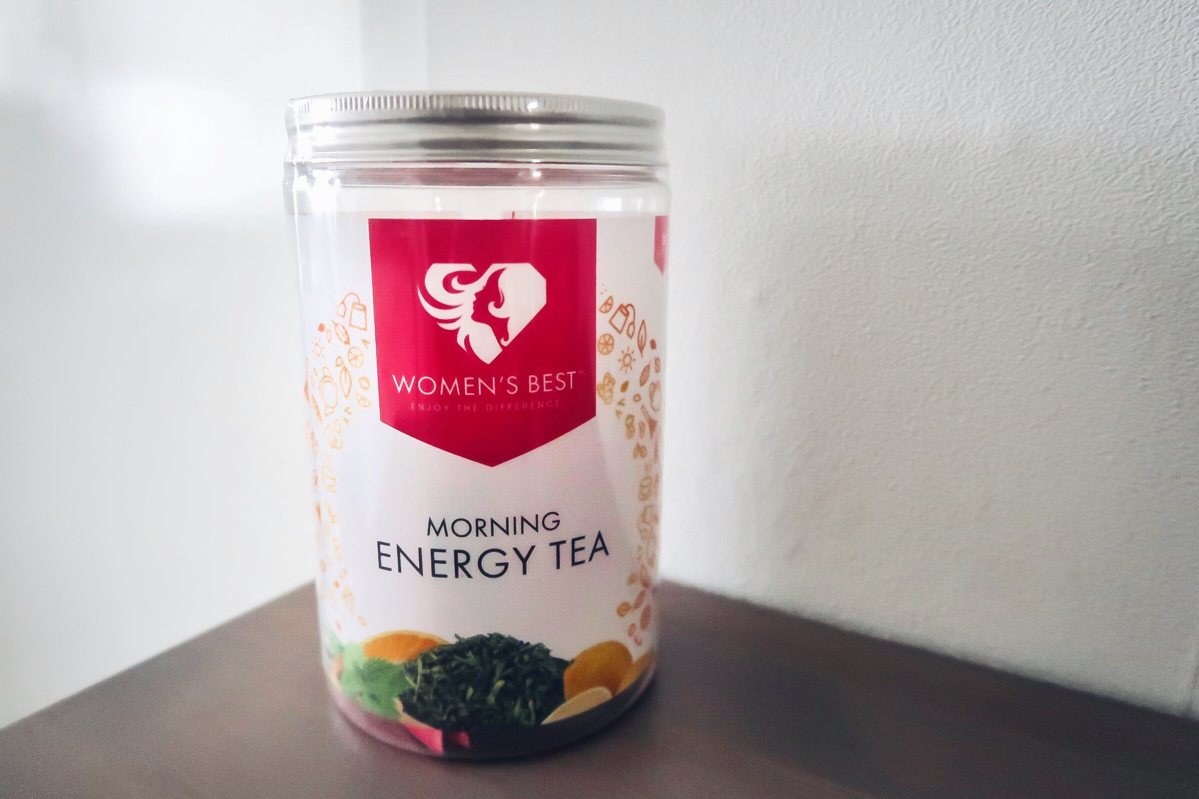 energy tea, womens best, energie thee, gezonde producten, product tips