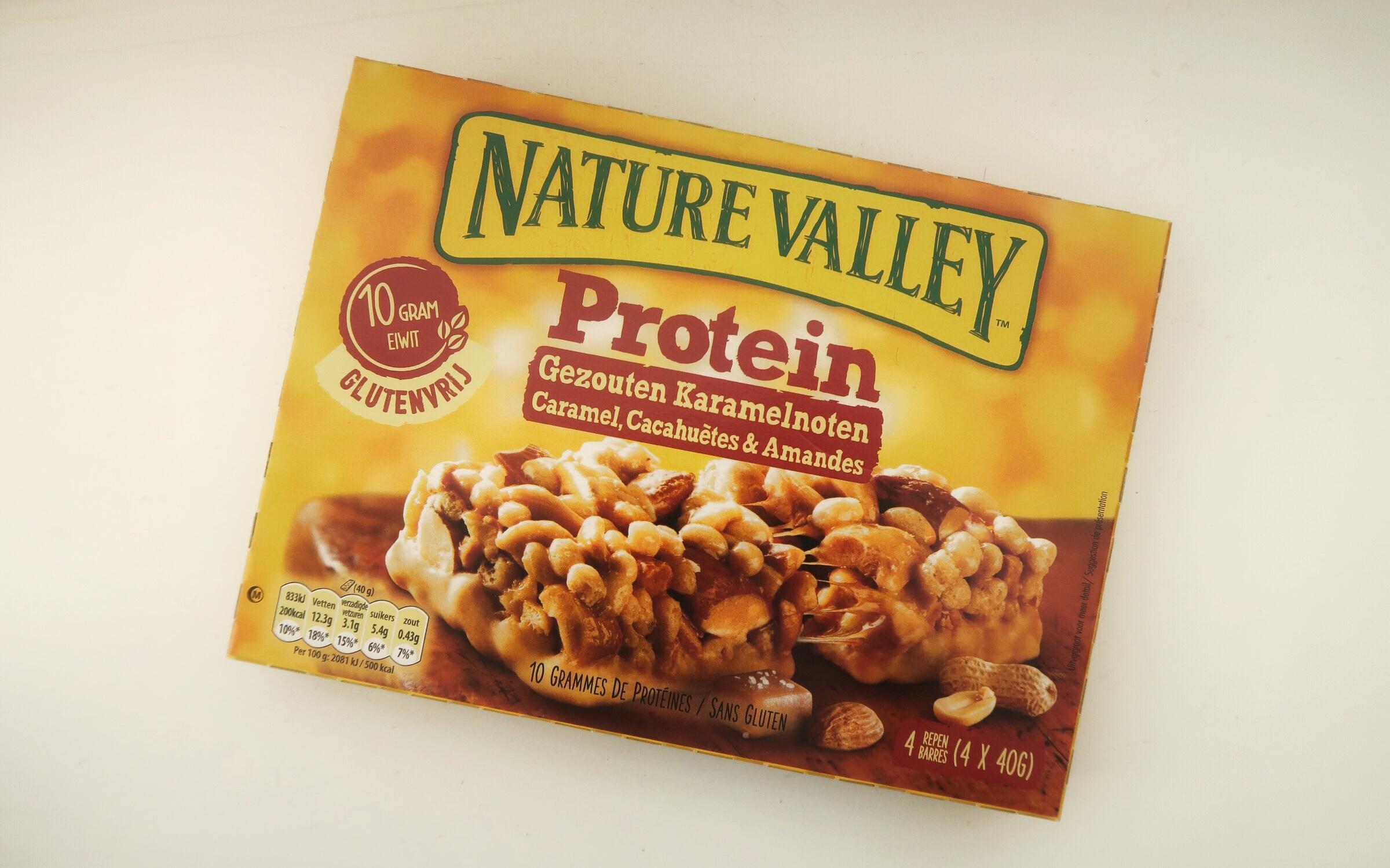 nature valley, gezonde producten, gezonde voeding, gezonde snacks, callowfit, gymjunkies, tips gezonde producten