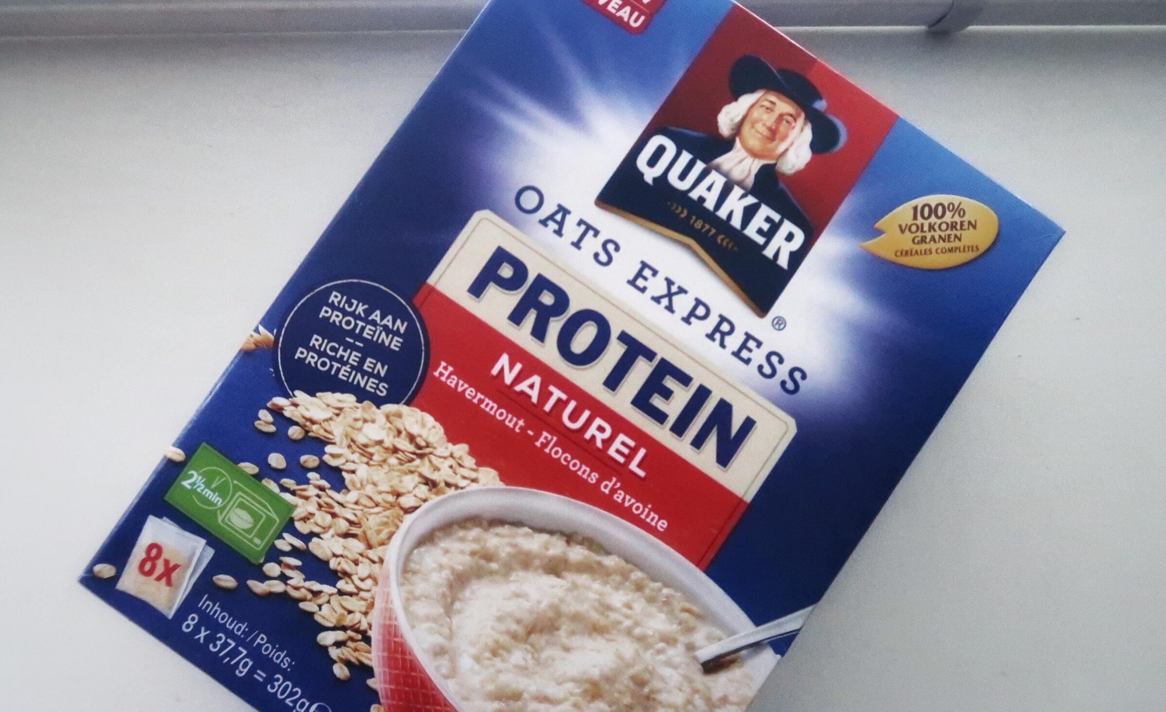 quacker protein, product tips, gezonde levensstijl, gymjunkie lifestyle plan, gezond afvallen