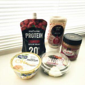 gezonde producten, product tips, gezonde voeding, afvallen, vet verliezen, gymjunkie lifestyle plan, gezond afvallen