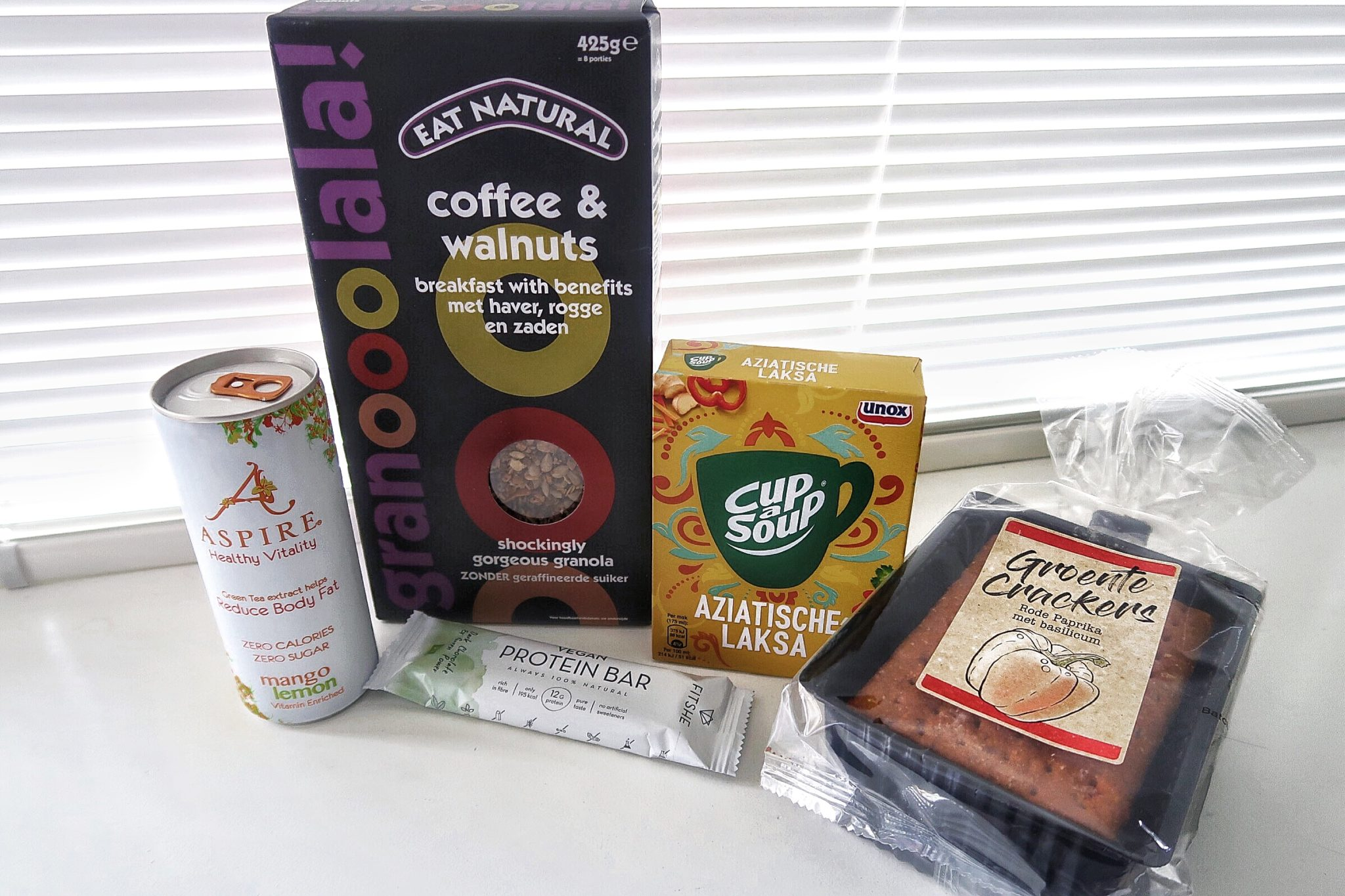 gymjunkie lifestyle plan, gezonde producten, product tips, gezond