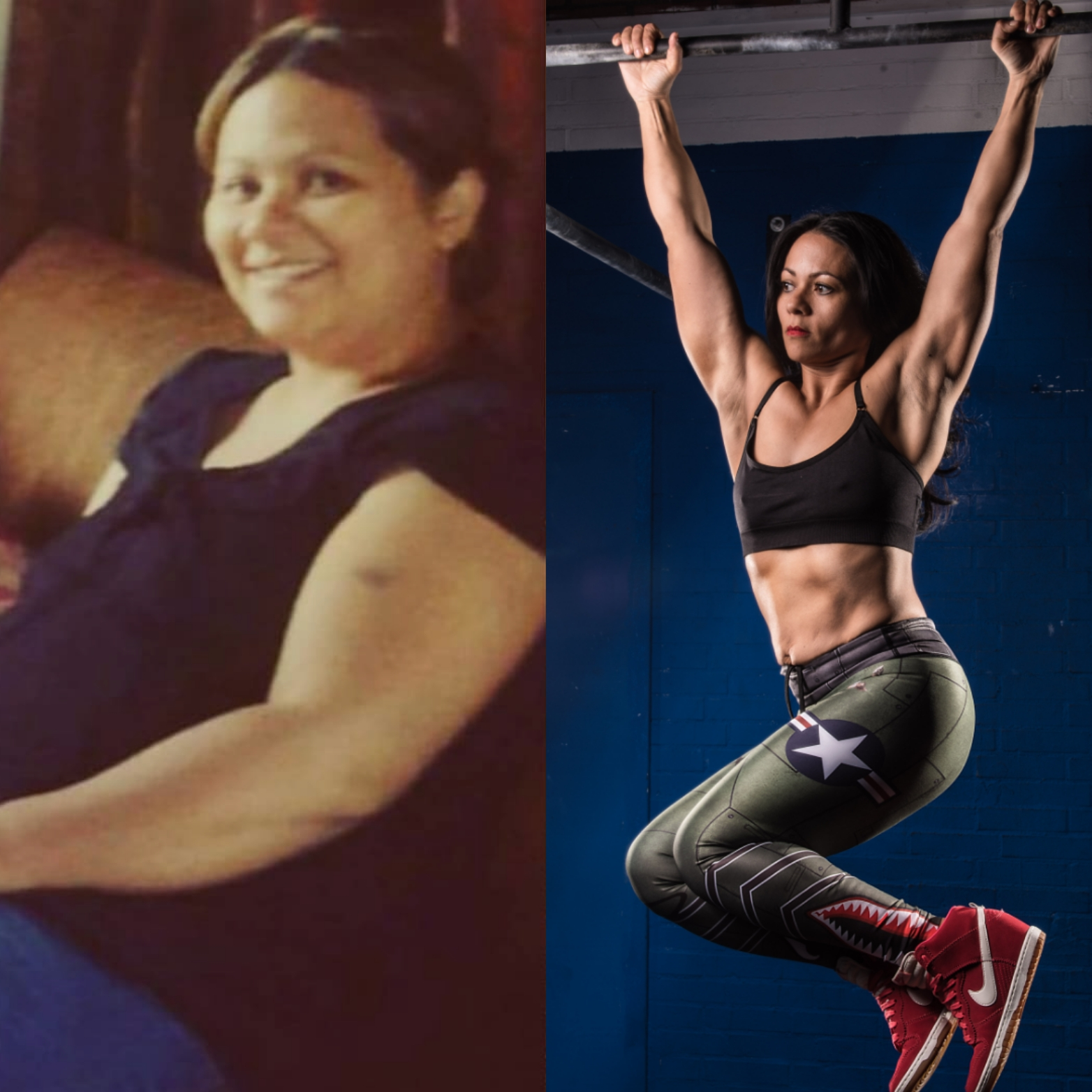 gymjunkie van de maand, transformatie, succes verhaal, inspiratie