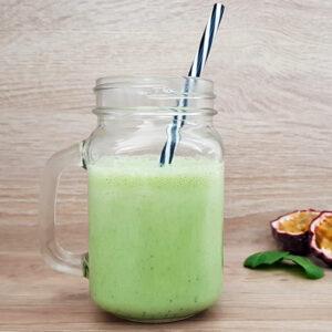 smoothie recept, gezond recept, eiwitrijke smoothie, groene smoothie