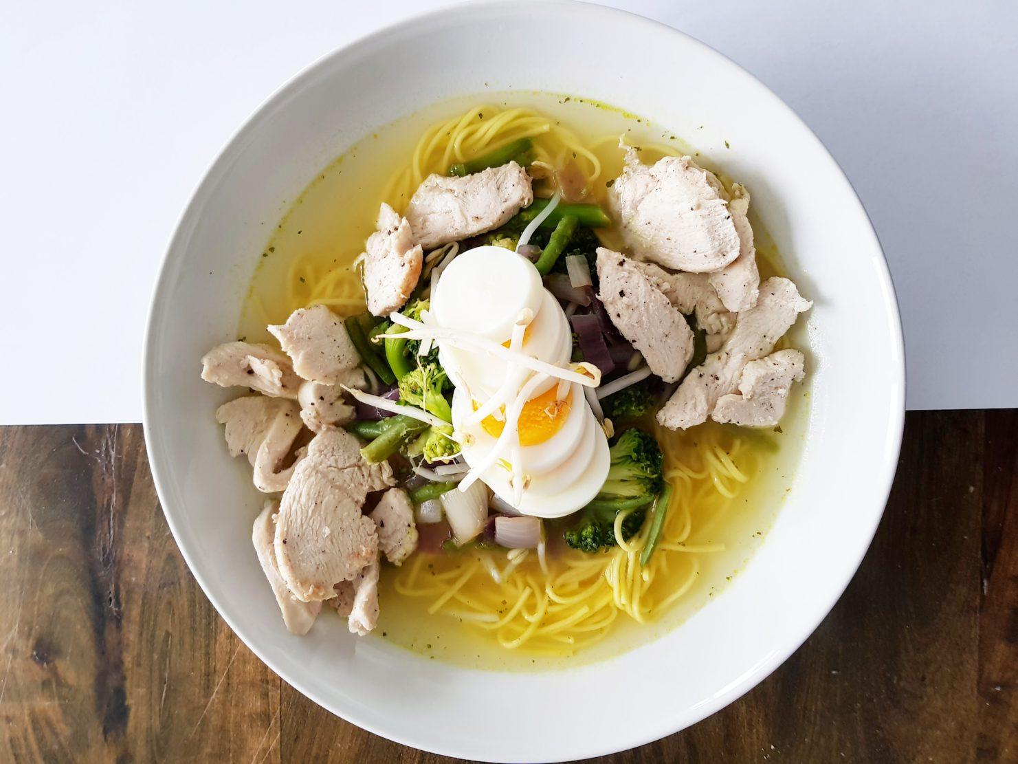 maaltijdsoep, soep recept, chinese soep