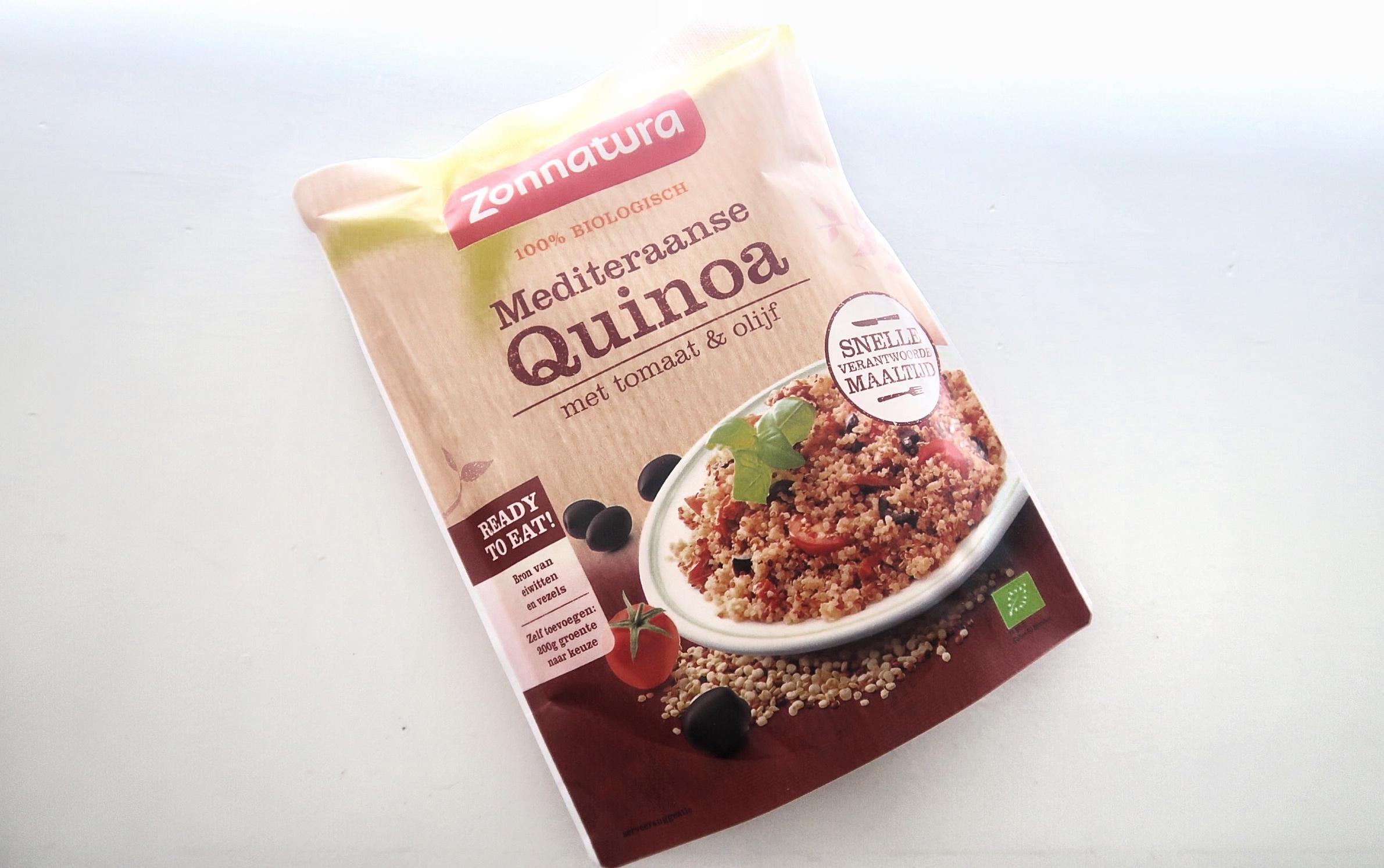 quinoa, zonnatura quinoa