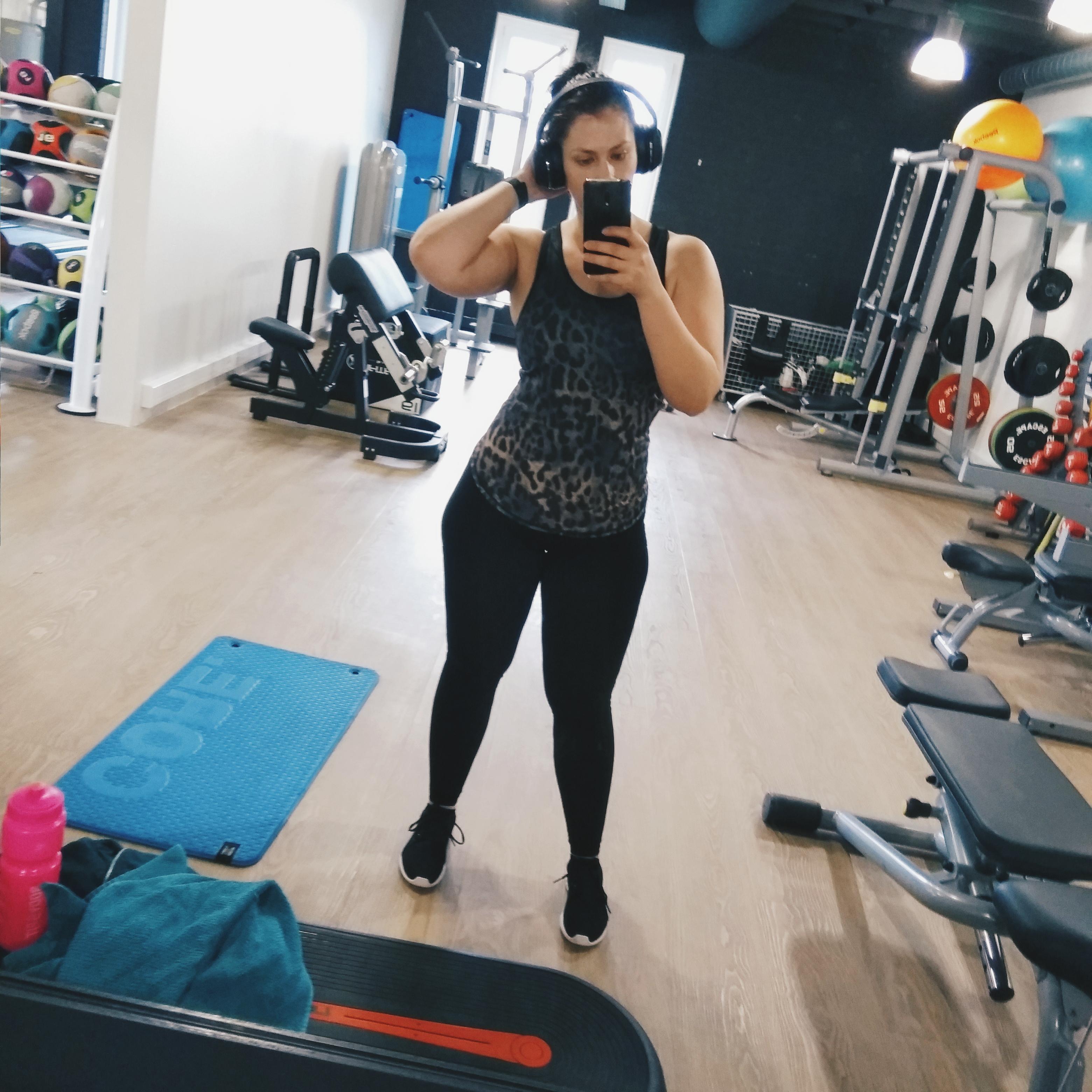 gymjunkie van de maand, transformatie, fitgirl