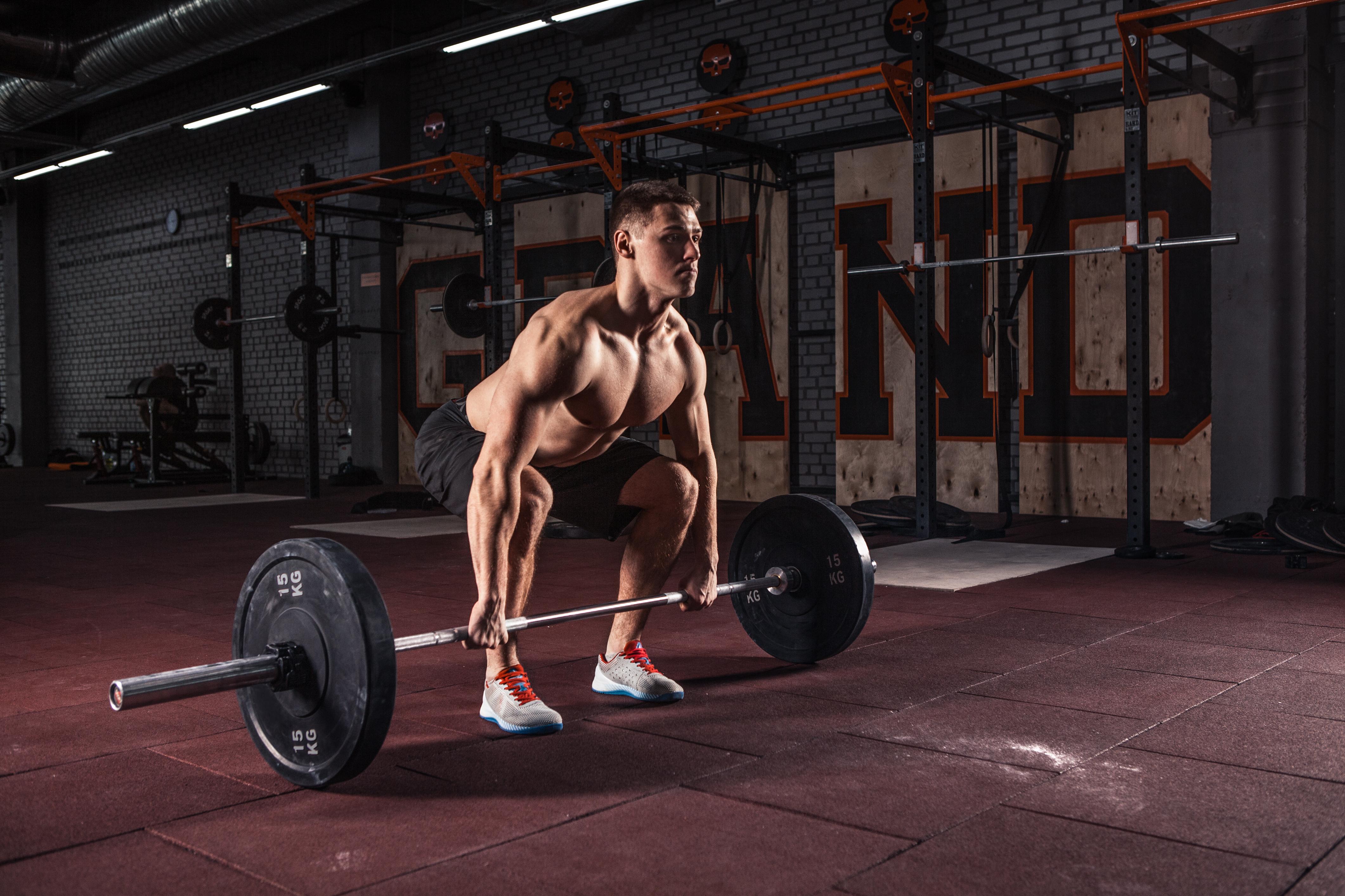 deadlift, compound oefeningen, compound, fitness oefeningen
