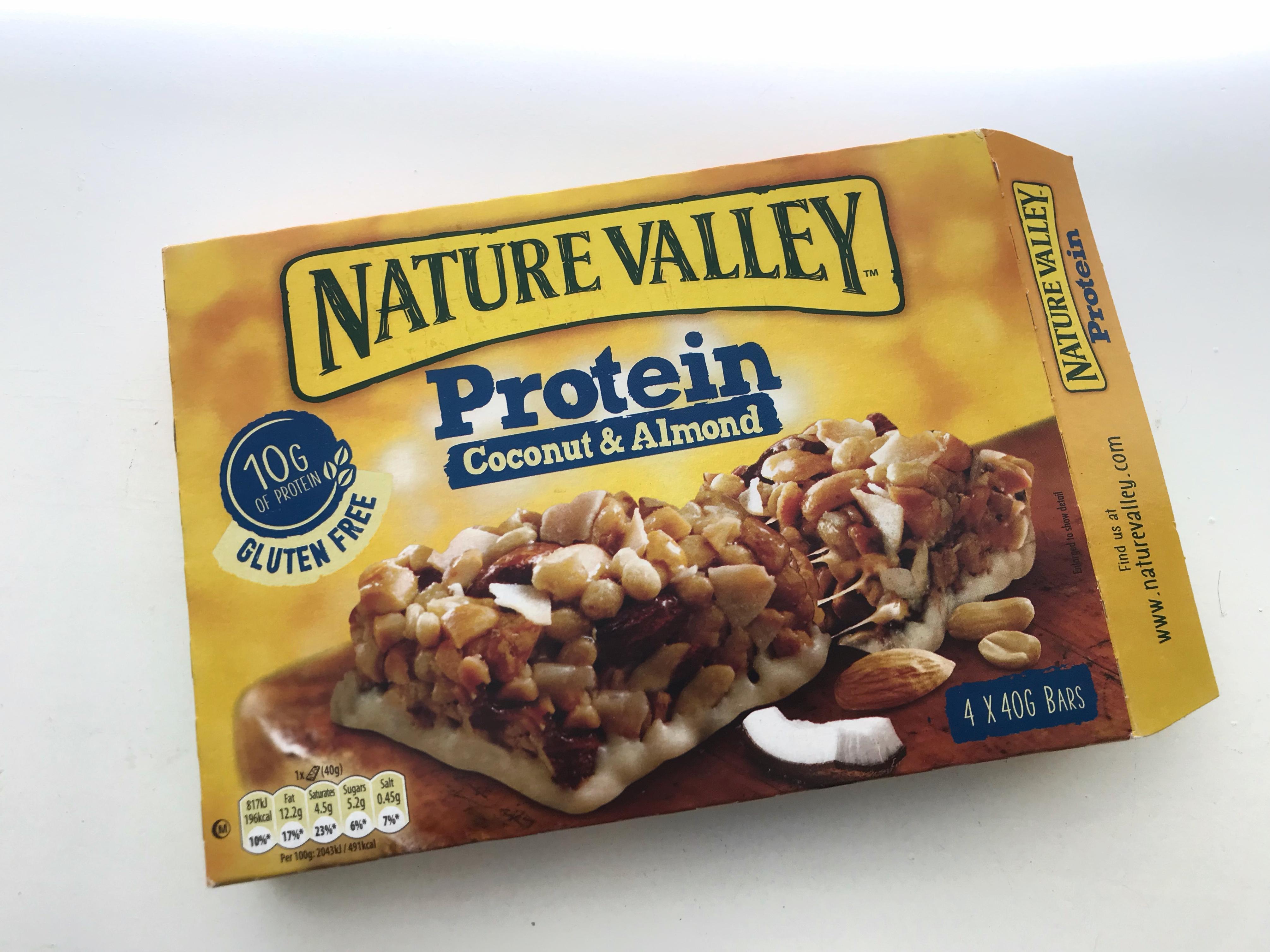 naturevalley, protein
