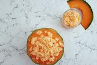 gezonde recepten, meloen granita, food inspiratie