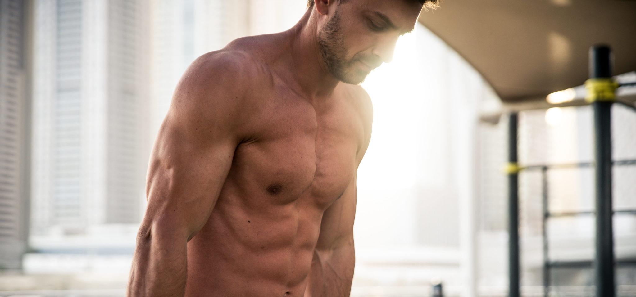 fitness oefeningen triceps