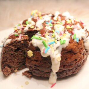 recepten, gezonde brownie, food inspiratie