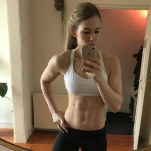 gymjunkie van de week eva